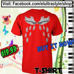 I Can Fly Tshirt (El Ultra Style) Tags: music musician musica musicvideo songs angels birds bird pets pet angel flyfishing fly flying wings love voice melody harmony beauty sounds back sing singing ibelieve ibelieveicanfly rkelly magic blackgirlmagic birdwatching