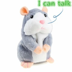 Talking Hamster Plush Toy (mywowstuff) Tags: gifts gift ideas gadgets geeky products men women family home office