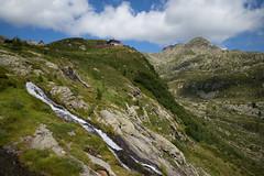 Capanna Campo Tencia CAS (Toni_V) Tags: m2408582 rangefinder digitalrangefinder messsucher leicam leica mp typ240 type240 28mm elmaritm12828asph hiking wanderung randonnée escursione dalpeambripiotta alps alpen capannacampotenciacas rifugio berghütte tessin ticino leventina switzerland schweiz suisse svizzera svizra europe ©toniv 2018 180818