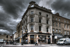 Ten Bells, Spitalfields, London E1 (dlsmith) Tags: london spitalfields hdr photomatix street fournierstreet
