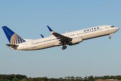IAH | 30 Mar 2018 | N75410 (Positive Rate Photography) Tags: iah kiah ua unitedairlines 737 739 737900 n75410