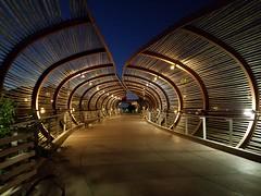 20180823_200628 (sobca) Tags: corona city riversidecounty california unitedstates doslagos night lowlight architecture pond