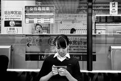 © Zoltan Papdi 2018-3831 (Papdi Zoltan Silvester) Tags: japon japan tokyo réel rue vie gens humain voyage journalisme real street life people human trip journalism paysage vue pointdevue landscape view pointofview groupe group shinjuku subway métro transport