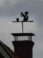 windvaan Wijhe (willemalink) Tags: windvaan wijhe