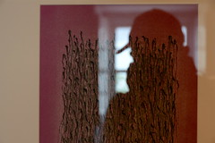 casa da cerca (UnprobableView) Tags: manuelmiragodinho unprobableview umprobableview painting casadacerca almada reflection light reflexo sombra anahatherly