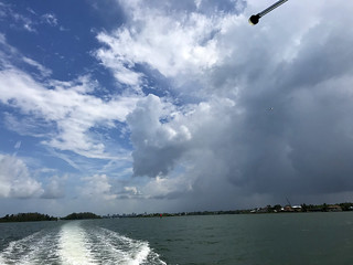 An Imminent Storm