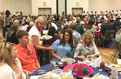 "Grapevine-Colleyville Education Foundation New Educators Luncheon 2018 • <a style=""font-size:0.8em;"" href=""http://www.flickr.com/photos/159940292@N02/30846936088/"" target=""_blank"">View on Flickr</a>"