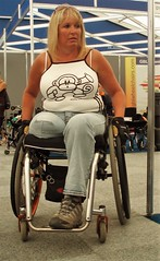 qrs_rak_3_5_anonib (jackcast2015) Tags: crippledwoman wheelchair amputee sak sakamputee disabled disabledwoman