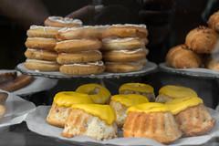 Danish pastry (michael_hamburg69) Tags: århus aarhus dänemark danmark denmark midtjylland jütland dengamleby freilichtmuseum museum danmarkskøbstadmuseum theoldtown openairtownmuseum pastry kuchen bäckerei bakery