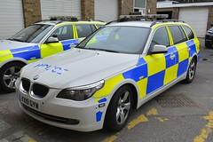 WX10 GYW (S11 AUN) Tags: avon somerset police bmw 530d 5series estate touring anpr traffic car rpu roads policing unit 999 emergency vehicle triforce wx10gyw