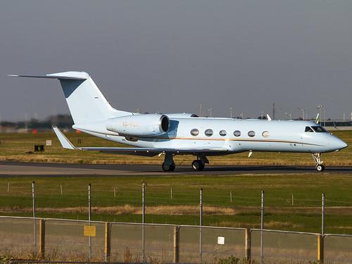 Falcon Aviation Services | Gulfstream Aerospace G-IV-X Gulfstream G450 | A6-FLH