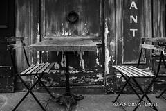 empty places... (andrealinss) Tags: frankreich france paris parisstreet bw blackandwhite schwarzweiss street streetphotography streetfotografie andrealinss emptyplaces