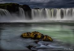 Goðafoss Waterfall of the Gods (Doreen Bequary) Tags: goðafoss godafoss d850 nikon1424mmf28 iceland waterfall longexposure landscape glacierwater littlestopper leefilters