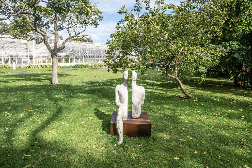 SAME SAME DIFFERENT BY BRIAN SYNNOTT [CATALOGUE REF 142 - SCULPTURE IN CONTEXT 2018]-144683