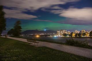 Vancity Aurora 💚� Vancouver, BC