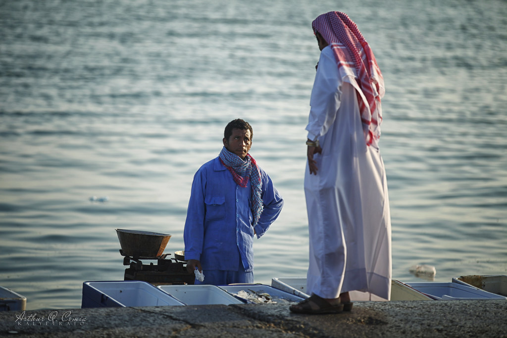 The World's Best Photos of fisherman and qatar - Flickr Hive
