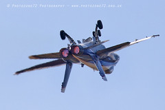 0743 Canadian F18 (photozone72) Tags: yeovilton yeoviltonairday airshows aircraft airshow aviation jets canon canon7dmk2 canon100400f4556lii 7dmk2 canadian f18 f18hornet hornet