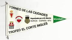Tournament of the Cities 1973 in Murcia Spain (Leslie Millman-Manchesterunitedman1) Tags: murcia elcorteingles spain
