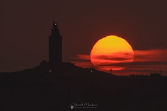 Torre de Hércules (Chencho Mendoza) Tags: torredehércules patrimoniodelahumanidad acoruña galicia
