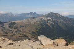 IMG_5530 (y.awanohara) Tags: rainier sunrise hike mtrainiernp yawanohara august2018