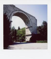 The bridge (Marco Di Vittorio) Tags: fujifilm fujifilmsq6 instaxsquare italia italy marcodivittorio narni sq6 tr terni instax square umbria