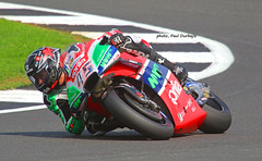 Scott Redding, Moto GP, Silverstone. (welloutafocus) Tags: aprillia gp racing redding motogp silverstone slicks