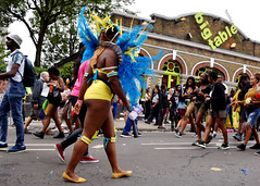 DSC_7944a (photographer695) Tags: notting hill caribbean carnival london exotic colourful girls aug 27 2018 stunning ladies