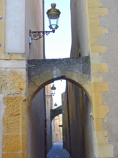 narrowest street of Metz