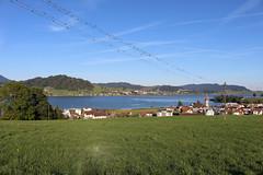 Oberhalb von Willerzell (uwelino) Tags: switzerland schweiz swiss suisse swisstravel swisstravelspectacular kanton schwyz 2018 europa europe sihlsee willerzell lago see