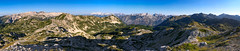 Julian Alps (happy.apple) Tags: julijskealpe julianalps slovenia slovenija landscape panorama alps mountains morning gore jutro summer poletje
