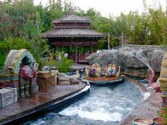 Kali River Rapids (moacirdsp) Tags: kali river rapids asia disneys animal kingdom theme park walt disney world florida usa 2001