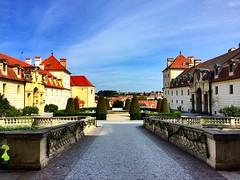 Valtice | Czech Republic (maryduniants) Tags: bluesky hrad zamek castle morava czechrepublic valtice