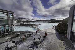Blue Lagoon ([CamCam]) Tags: blue lagoon iceland springs hot spa bath thermal volcanic