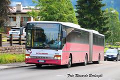 Trentino Trasporti - Setra SG 321 UL (Riccardo Borlenghi) Tags: evobus mercedes benz setra sg321ul autosnodato corriera bus public transport vigo di fassa vich dolomiti dolomites trasporto pubblico zf ecomat