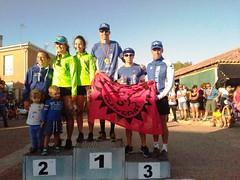 Lantadilla triatlón sprint Team Clavería 5