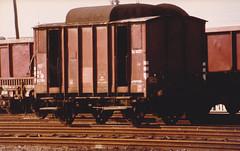 T 9412 B1 ex T 4012 A1 ex NB (Pim Van Gestel) Tags: nmbs sncb nb nord belge pakwagen wagon fourgon type 4012
