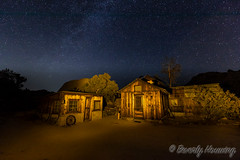041-Keys_Ranch_Night-005 (Beverly Houwing) Tags: keysranch billkeys earlysettlers desert mining barn schoolhouse cabin ranching joshuatreenationalpark desertqueenranch outpost equipment home shed cars cemetery oreprocessing california yuccavalley 29palms night sky stars lightpainting