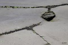 Ria de Cedeira. (slater665) Tags: barca ria cedeira acoruña marrajo arena agua roca galicia