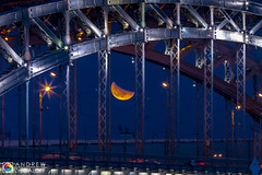 bridge&moon (Andrew V. Zhigaloff) Tags: landscape russia saintpetersburg architecture bastion bridge building capital chainbridge city cityscape cold construction dark dusk evening frost frosty frozen historic history ice iced illuminated illumination lamp light lights metropolis metropolitan monument moon neva night old peterburg petersburg piter river riverside road snow street tower town traffic transport twilight urban