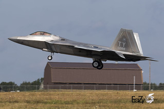 05-4088 United States Air Force Lockheed Martin F-22A Raptor