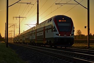 SBB RABe 511 025