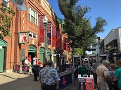 Fenway Street Scene (Ben Kuropat) Tags: iphone6s jimmybuffet fenwaypark boston