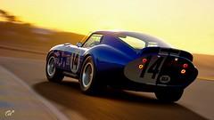 Shelby Cobra Daytona Coupe '64 (chumako@bellsouth.net) Tags: racing scapes gtsport sport gt ps4 playstation gaming sunset track racecar cars 14 daytona cobra shelby