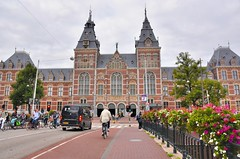 Rijksmuseum (jpellgen (@1179_jp)) Tags: rijksmuseum museum artmuseum art amsterdam holland netherlands europe european nikon d7200 sigma 1770mm august summer 2018 travel ams architecture