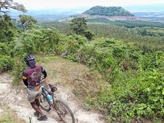 Descending from Mt Meru