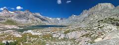 Titcomb Basin (jfroh_1) Tags: mountains lake wyoming windrivers