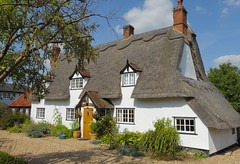 Cambs Thatched Cottage (Adam Swaine) Tags: cottage cottages villagecottage englishcottage thatchedcottage cambsvillages cambs rural ruralvillages england english englishvillages canon village villages beautiful counties ukvillages ukcounties uk eastanglia