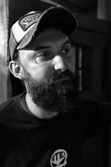 In relax al Pub (drugodragodiego) Tags: portrait ritratto pub dark bagolino lombardia italy blackandwhite blackwhite bw biancoenero shadow fuji fujifilm fujifilmx100t x100t