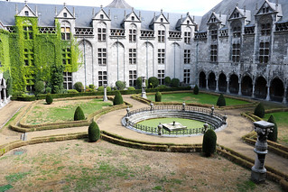 Palais des Princes Évêques (Liège 2018)