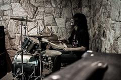 Inhumane Rites (andreluisleme) Tags: rocker bandaderock heavymetal metal drums drummer baterista